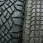 4X4 tyre conversion from highway to All Terrain