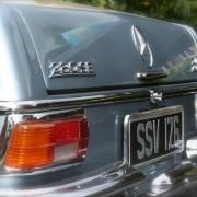 Beautiful vintage Mercedes