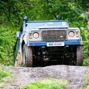 GT Radial Mud Terrain testing